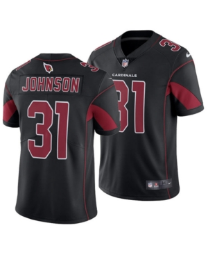 Nike Men's David Johnson Arizona Cardinals Limited Color Rush Jersey
