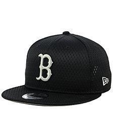 New Era Boston Red Sox Batting Practice Mesh 9FIFTY Snapback Cap