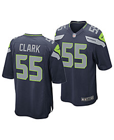 Nike Men's Frank Clark Seattle Seahawks Game Jersey
