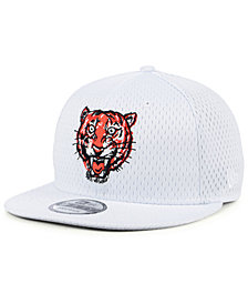 New Era Detroit Tigers Batting Practice Mesh 9FIFTY Snapback Cap