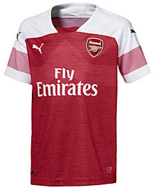 Puma Arsenal FC Club Team Home Stadium Jersey, Big Boys (8-20)