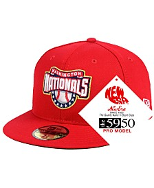 New Era Washington Nationals Retro Stock 59FIFTY FITTED Cap