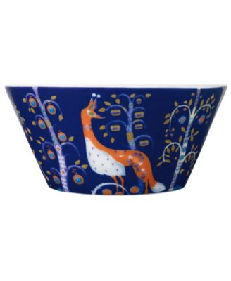 Dinnerware, Taika Blue Serving Bowl