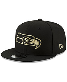 New Era Seattle Seahawks Tracer 9FIFTY Snapback Cap
