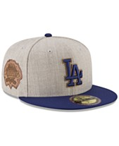 84377a75745 New Era Los Angeles Dodgers Leather Ultimate Patch Collection 59FIFTY  FITTED Cap