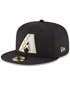 New Era Arizona Diamondbacks Prolite Gold Out 59FIFTY FITTED Cap