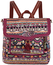 Sakroots Convertible Backpack