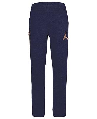 0069ab986b9d10 Jordan Big Boys Jumpman Jogger Pants   Reviews - Leggings   Pants - Kids -  Macy s