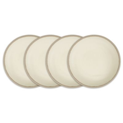 Potter Stone Melaboo 4-Pc. Salad Plate Set