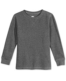 Epic Threads Solid Thermal Shirt, Little Boys, Created for Macy's