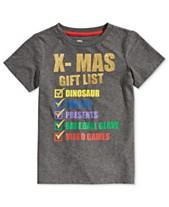 6da0d002f12 Epic Threads Little Boys X-Mas List T-Shirt