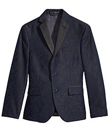 Lauren Ralph Lauren Big Boys Floral Deco Dinner Jacket
