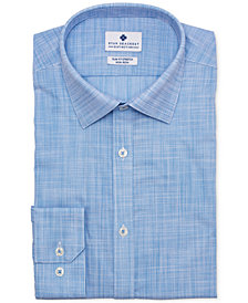 Ryan Seacrest Distinction™ Men's Ultimate Slim-Fit Non-Iron Performance Stretch Dress Shirt, Created for Macy's