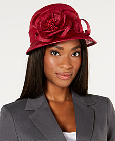 August Hats Textured Splendid Cloche