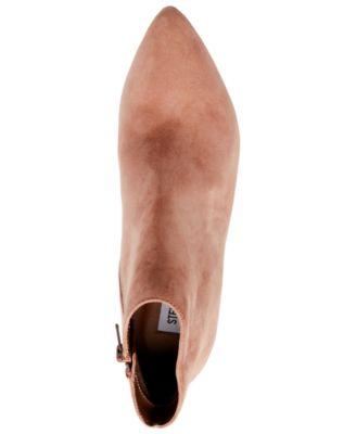 44dc41641f1 Simmer Flare-Heel Booties