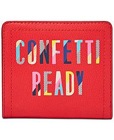 Fossil RFID Logan Bifold Leather Wallet