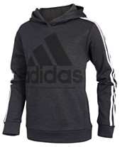 huge selection of 144cd fbfc2 adidas Little Boys Classic Logo-Print Hoodie