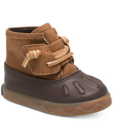 Sperry Baby Girls Duck Boots