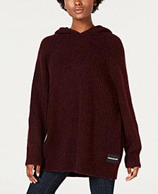 Calvin Klein Jeans Oversized Hooded Sweater