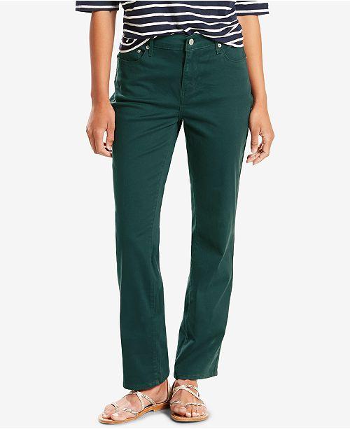 86f2f86b7f7 Levi's 505™ Straight-Leg Jeans; Levi's 505™ Straight-Leg ...