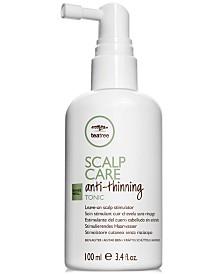 Paul Mitchell Scalp Care Anti-Thinning Tonic, 3.4-oz., from PUREBEAUTY Salon & Spa