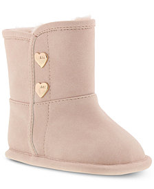 Michael Kors Big Girls Baby Jade Boots