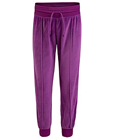Converse Big Girls Velour Jogger Pants