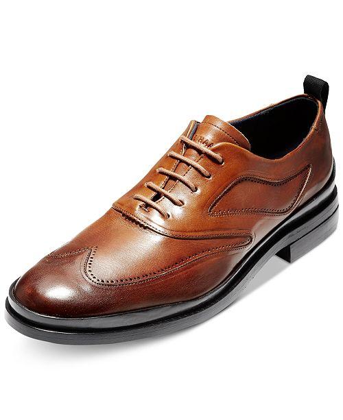 f67befbce9 Cole Haan Men's Washington Grand 2.0 Oxfords & Reviews - All Men's ...