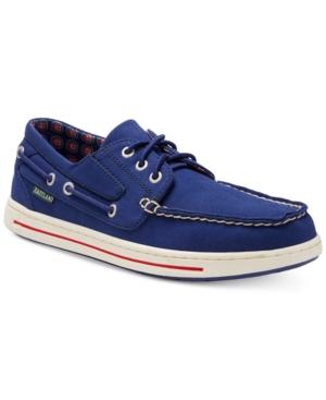 Eastland Men's Adventure Mlb Chicago Cubs Boat Shoes Men's Shoes