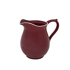 Darbie Angell Potter's Wheel Pitcher, Created for Macy's