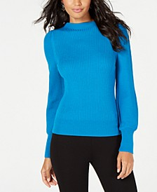 Tom Collins Mock-Neck Sweater