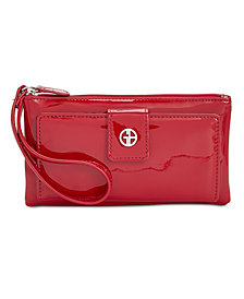 Giani Bernini Patent Grab & Go Wallet, Created for Macy's