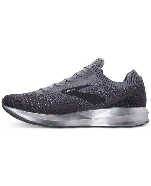 4d197994e86a4 Brooks Men s Levitate 2 Running Sneakers from Finish Line   Reviews ...