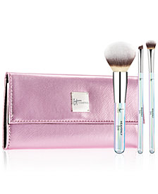 IT Cosmetics 4-Pc. Heavenly Luxe Beautiful Basics Brush Set, Created For Macy's, A $80 Value!