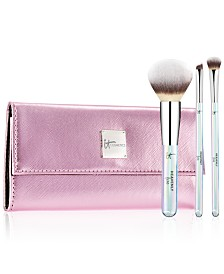 IT Cosmetics 4-Pc. Heavenly Luxe Beautiful Basics Brush Set, Created For Macy's