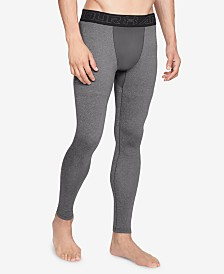 Under Armour Men's ColdGear Training Compression Leggings