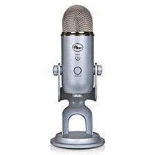 Blue Yeti USB  Silver Microphone