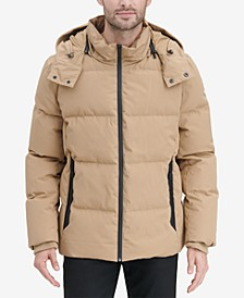 Men's Kenny Puffer Parka Jacket