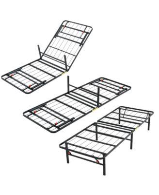 Hercules Twin 14-Inch Platform Metal Bed Frame