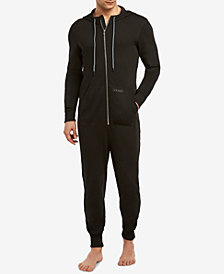 2(x)ist Men's Terry Pajama Jumpsuit
