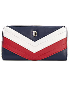 Tommy Hilfiger Chevron Wallet