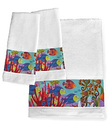 Fish In The Hood Bath Towel Collection