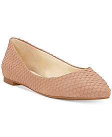 Jessica Simpson Zeplin Pointed-Toe Flats