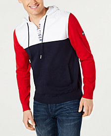 Tommy Hilfiger Men's Hanson Colorblocked Hoodie