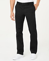 3cac13b3e Calvin Klein Men's Refined Stretch Classic Fit Chinos