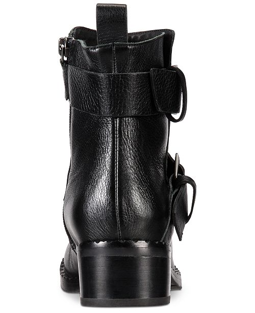 6f77f7fe1546a4 Gentle Souls by Kenneth Cole Women s Best Of Moto Boots   Reviews ...