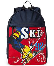 Polo Ralph Lauren Downhill Skier Men's Water-Repellent Backpack