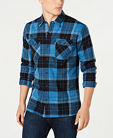 Levi's® Men's Dual-Pocket Plaid Shirt
