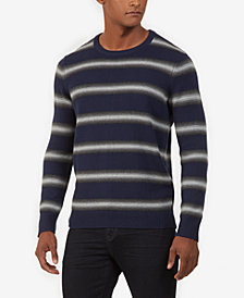 Kenneth Cole Men's Ombré Stripe Sweater