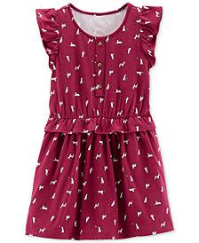 Carter's Toddler Girls Printed Dress